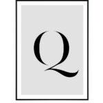 Letter Q 10