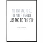First step 10