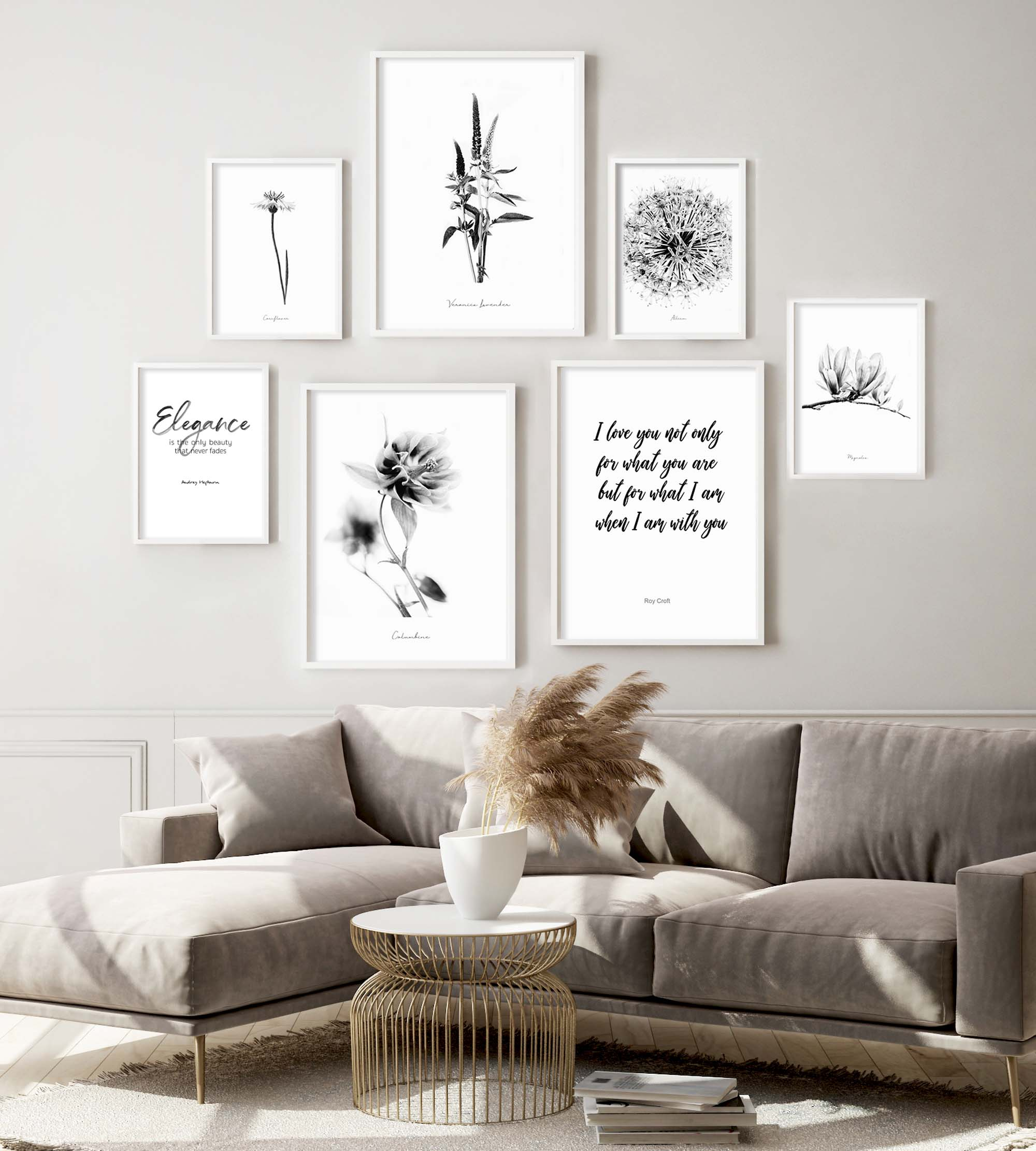 gallery wall 135