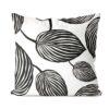 dekorativní geometrický polštář Leafy 1