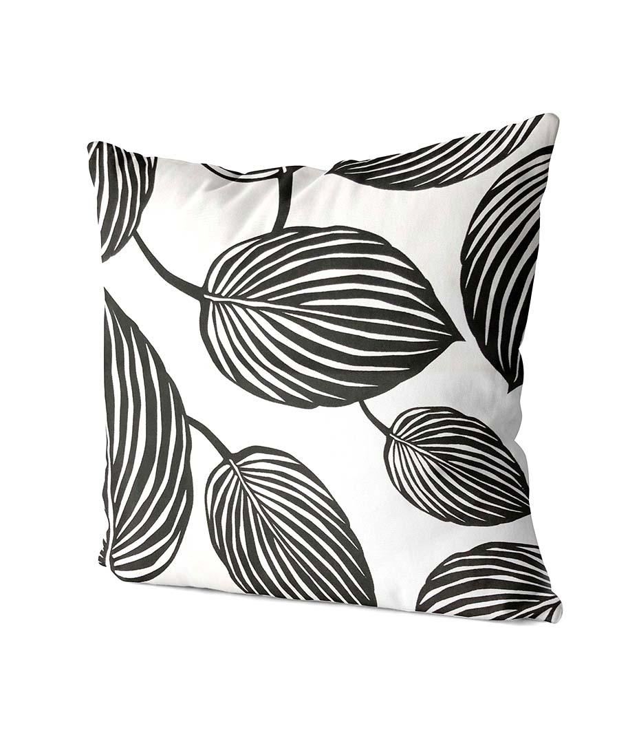 dekorativní geometrický polštář Leafy 2