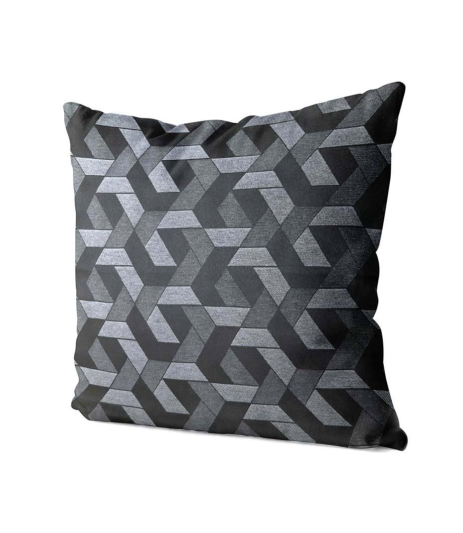 dekorativní geometrický polštář Independence 2
