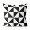 dekorativní geometrický polštář Strong 1