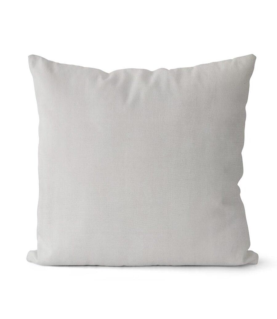 dekorativní povlak na polštář Full ve světle šedé barvě 40x40 cm 1