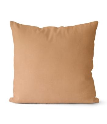 dekorativní povlak na polštář Full v jemně karamelové 40x40 cm 29