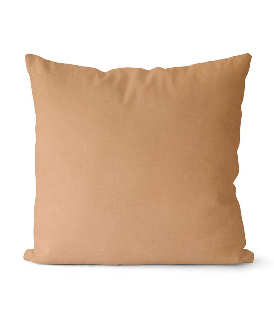 dekorativní povlak na polštář Full v jemně karamelové 40x40 cm 1