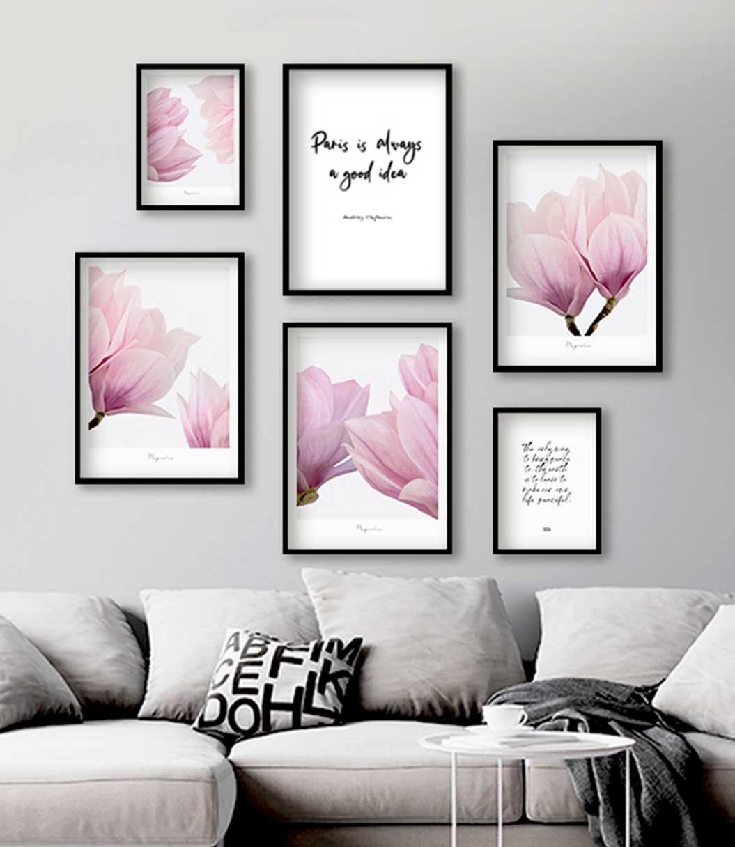 gallery wall 137