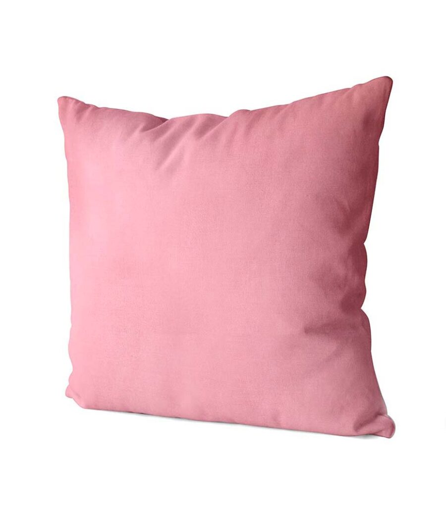 dekorativní povlak na polštář Full v růžové barvě 40x40 cm 2