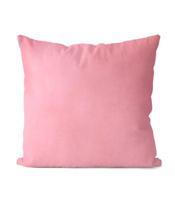 dekorativní povlak na polštář Full v růžové barvě 40x40 cm 25