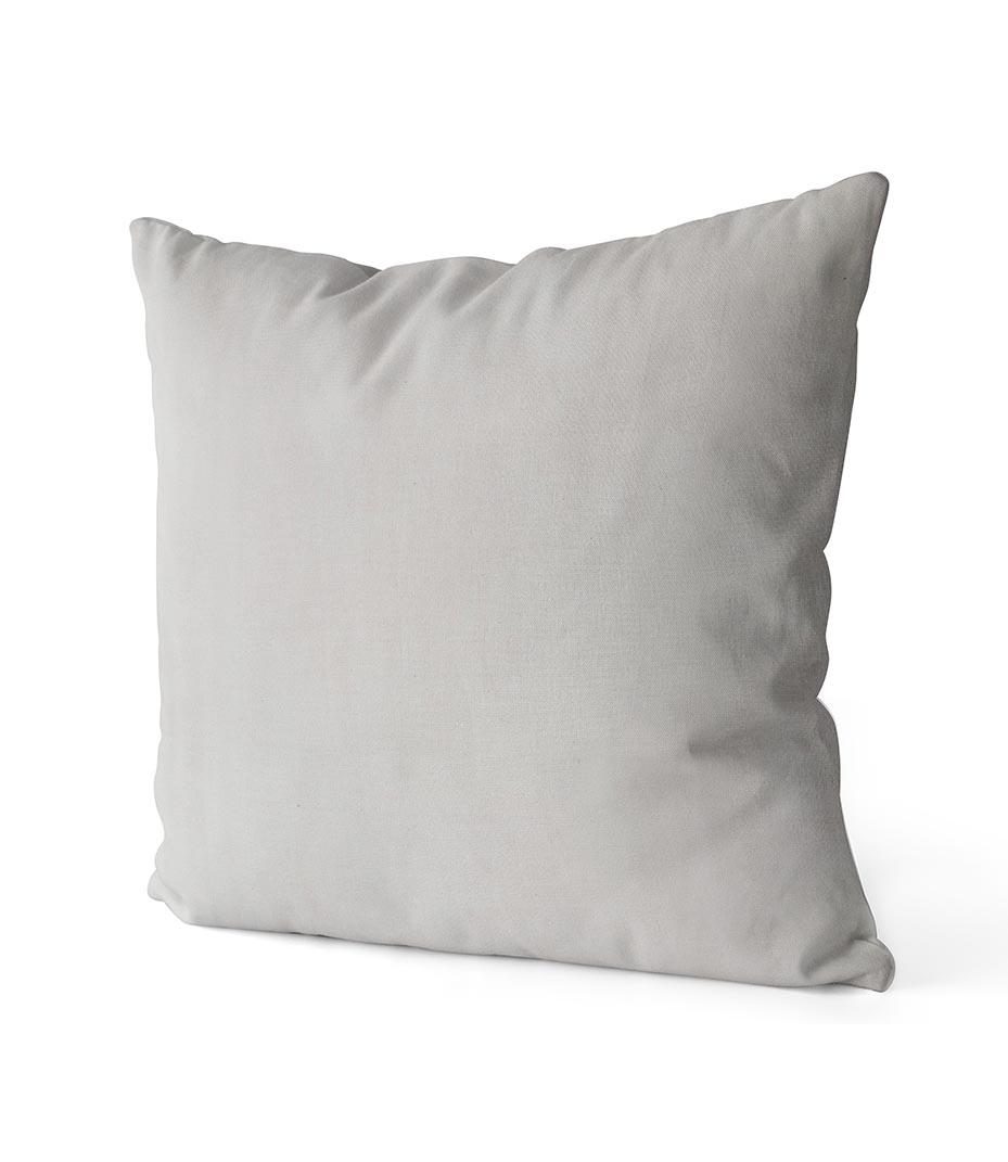dekorativní povlak na polštář Full ve světle šedivé barvě 40x40 cm 2