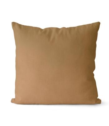 dekorativní povlak na polštář Full ve velbloudí barvě 40x40 cm 30