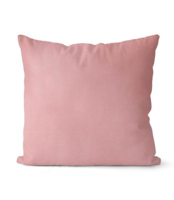 dekorativní povlak na polštář Full ve starorůžové barvě 40x40 cm 24
