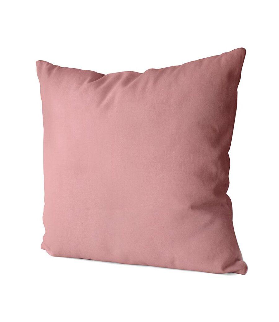dekorativní povlak na polštář Full ve starorůžové barvě 40x40 cm 2