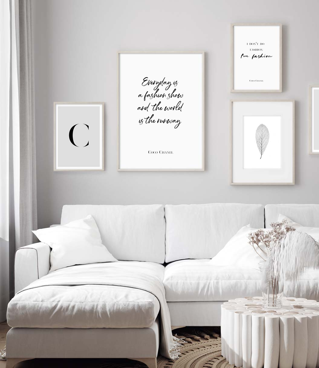 gallery wall 148