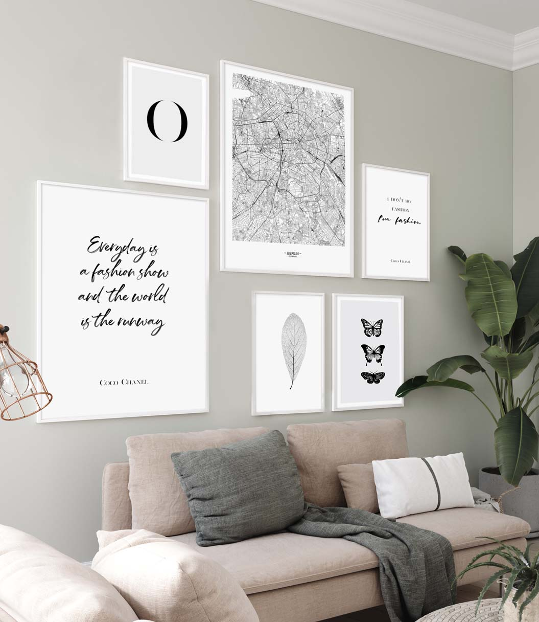 gallery wall 147