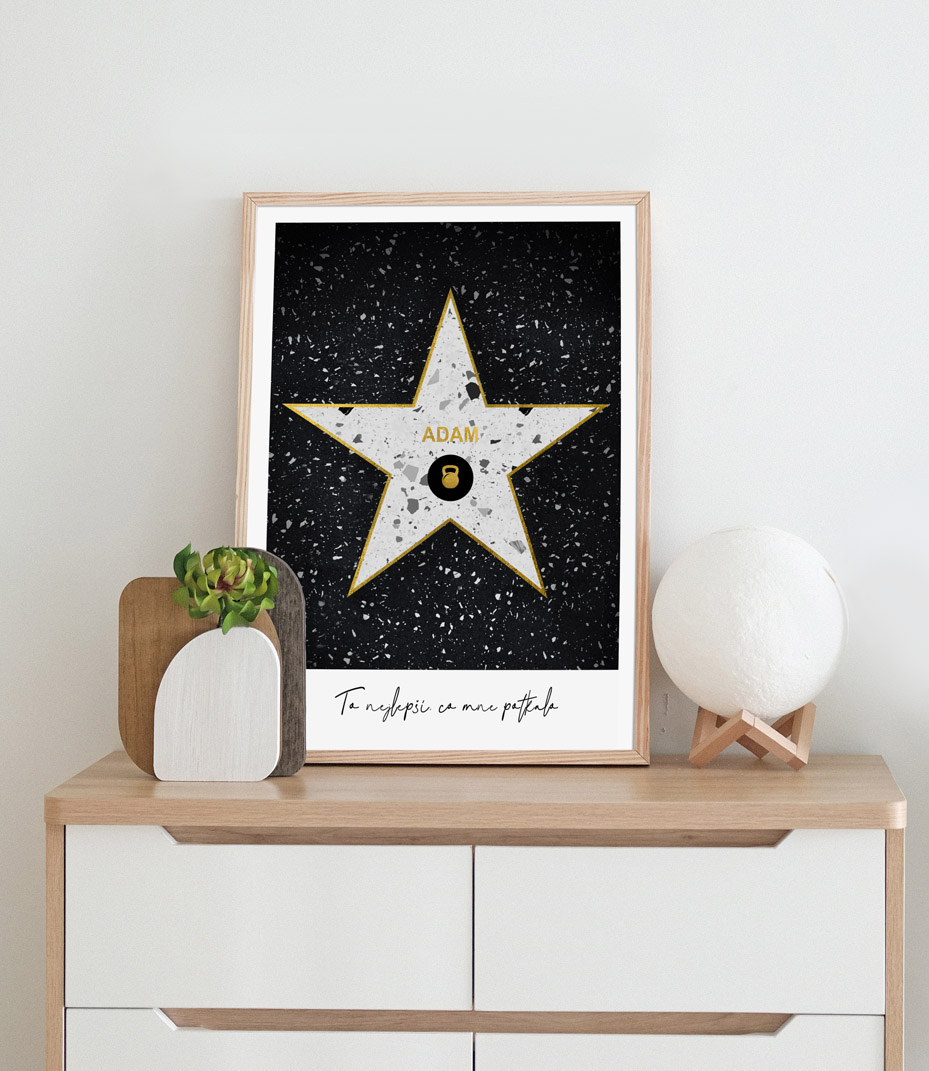 Hollywood star na přání 3