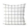 dekorativní geometrický povlak na polštář Infinity 40x40 cm 1