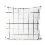 dekorativní geometrický povlak na polštář Infinity 40x40 cm 7