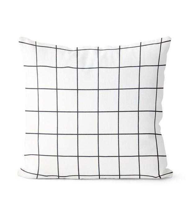 dekorativní geometrický povlak na polštář Infinity 50x50 cm 3