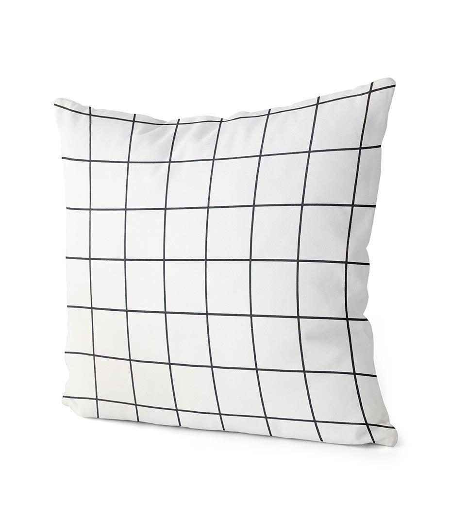 dekorativní geometrický povlak na polštář Infinity 40x40 cm 2