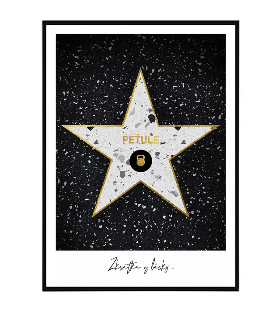 Hollywood star na přání 1