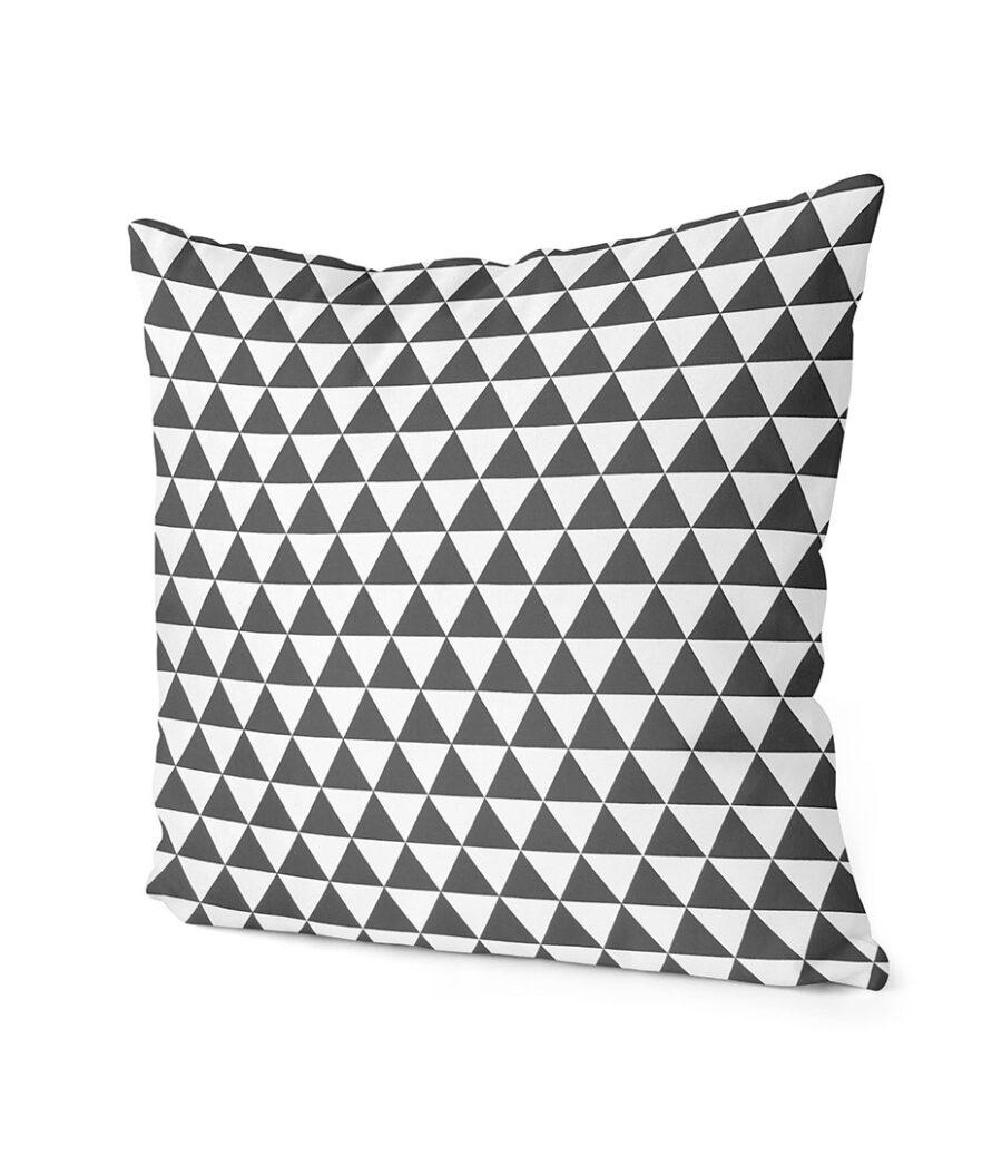 dekorativní geometrický povlak na polštář Force 40x40 cm 2