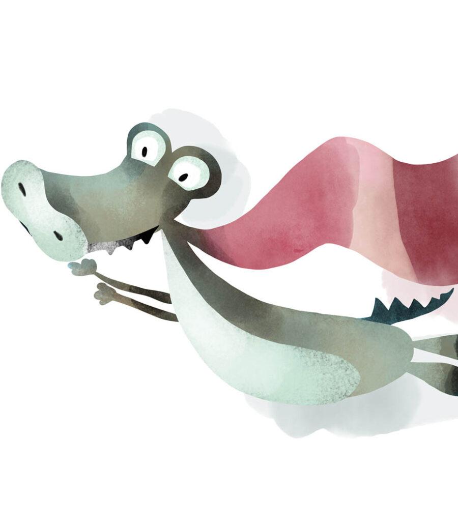 Super crocodile 2