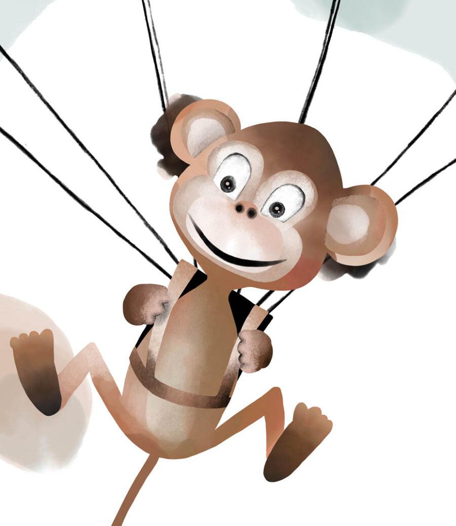 Flying monkey 2