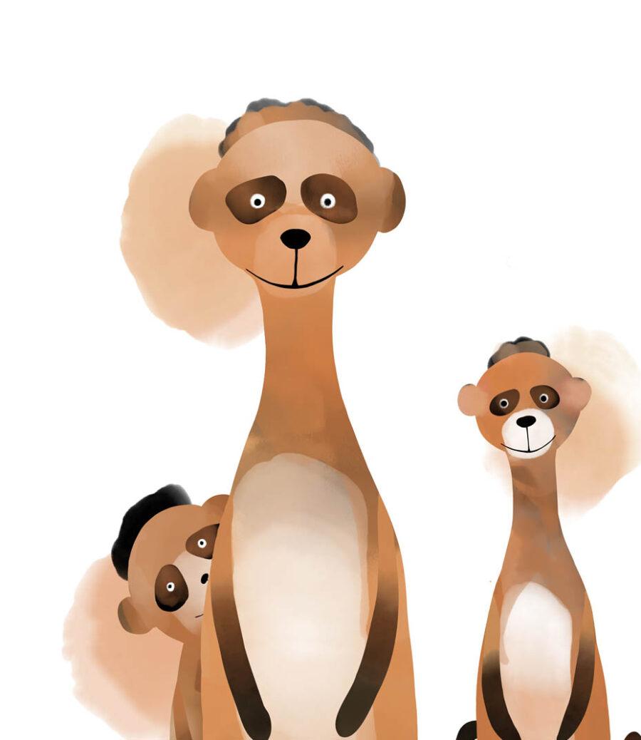 Curious meerkats 2